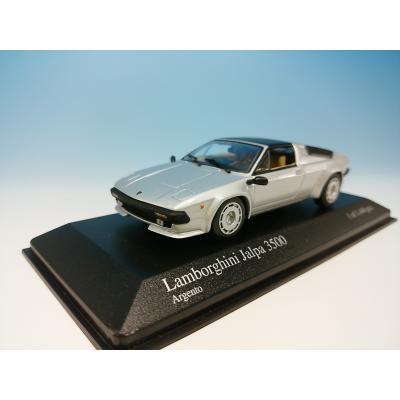 ランボルギーニ JALPA 1981 (シルバー) (1/43スケール ポールズ・モデル・アートダイキャストモデル 400103601)の商品画像