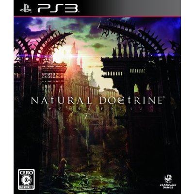 【PS3】 NAtURAL DOCtRINE (ナチュラル ドクトリン)の商品画像