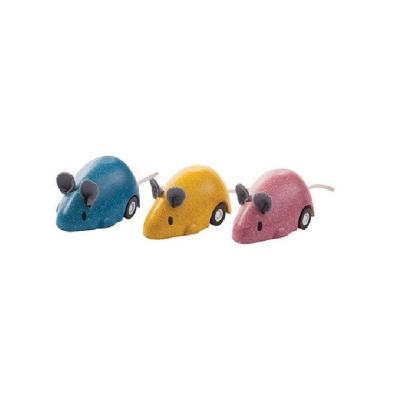 ムービングマウス II 黄 6pcs 4611yの商品画像