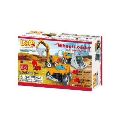 LaQ ハマクロンコンストラクター ミニ ホイールローダーの商品画像