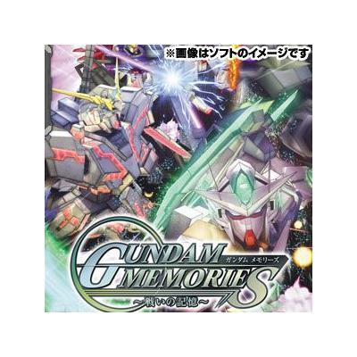 【PSP】 ガンダム メモリーズ ~戦いの記憶~ [PSP the Best]の商品画像