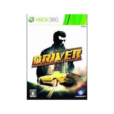 【Xbox360】 ドライバー サンフランシスコ (DRIVER SAN FRANCISCO)の商品画像
