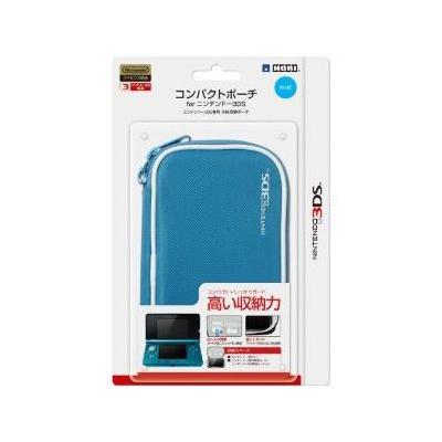 コンパクトポーチ for ニンテンドー3DS [ブルー]の商品画像