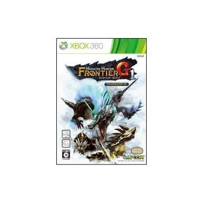 【Xbox360】 モンスターハンター フロンティア G1 プレミアムパッケージの商品画像
