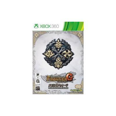 【Xbox360】 モンスターハンター フロンティアG メモリアルパッケージの商品画像