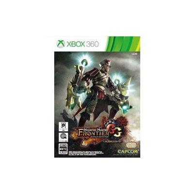 【Xbox360】 モンスターハンター フロンティアGG プレミアムパッケージの商品画像