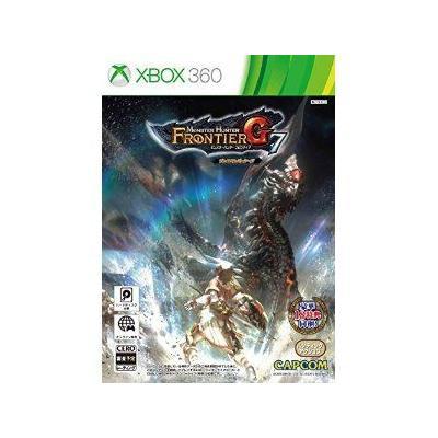 【Xbox360】 モンスターハンター フロンティアG7 プレミアムパッケージの商品画像