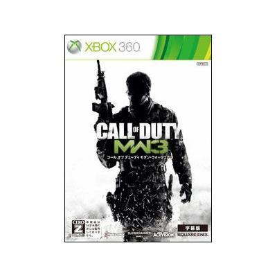 【Xbox360】 コール オブ デューティ モダン・ウォーフェア3 [字幕版/廉価版]の商品画像