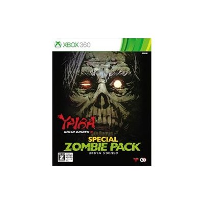 【Xbox360】 YAIBA: NINJA GAIDEN Z [スペシャル ゾンビパック]の商品画像