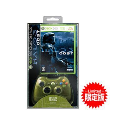 【Xbox360】 Halo3:ODST コレクターズパック (初回限定版)の商品画像
