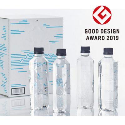 LOHACO Water ラベルレス 410ml × 20本 ペットボトルの商品画像