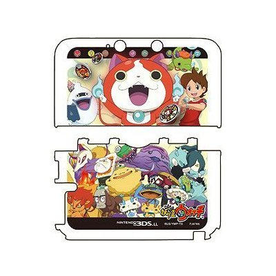 3DS LL 妖怪ウォッチ カスタムハードカバー 妖怪大集合Ver.の商品画像