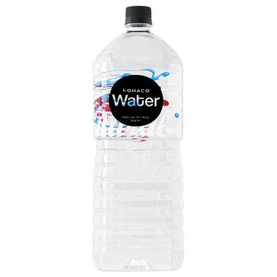 LOHACO Water 2L × 5本 ペットボトルの商品画像