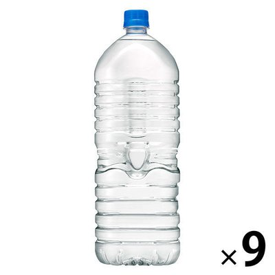 ミネラルウォーター、水