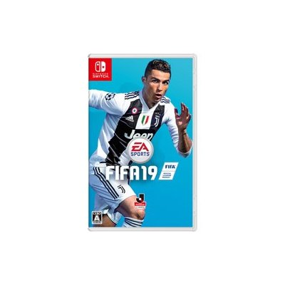 【Switch】 FIFA 19 [STANDARD EDITION]の商品画像