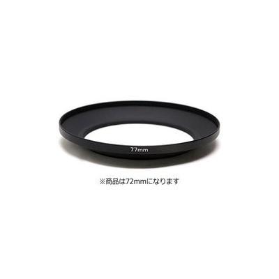 メタルワイドフード 72mm ブラック UNX-5377の商品画像