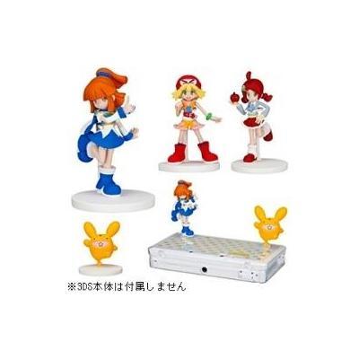3DS ぷよぷよフィギュア付き3DSカバーセット HCV-1598の商品画像