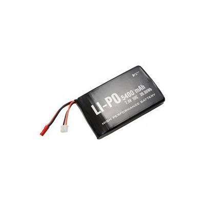 送信機用Li-Poバッテリー7.4V5400mAh(X4 PRO) H109S-40の商品画像
