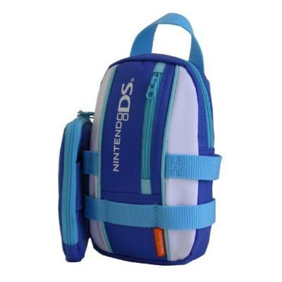 ニンテンドーDS専用 ドッキングポーチDS ブルーの商品画像