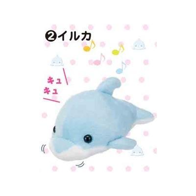 ほっぺがキュキュキュッ りずみっこ イルカの商品画像