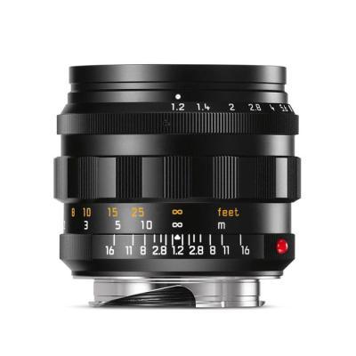 Leica ノクティルックス M50mm F1.2 ASPH. ブラックアルマイトの商品画像