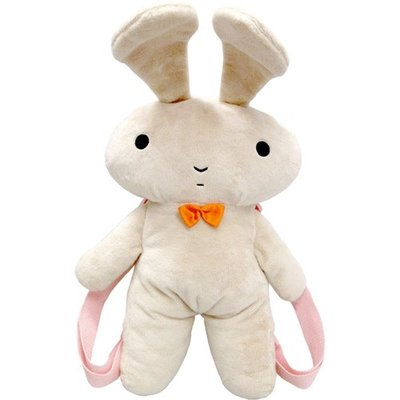 クレヨンしんちゃん おんぶリュック (ネネちゃんウサギ) 904393の商品画像
