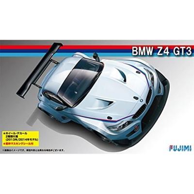BMW Z4 GT3 2014 窓枠マスキングシール付 (1/24スケール リアルスポーツカー RS-0 126081)の商品画像