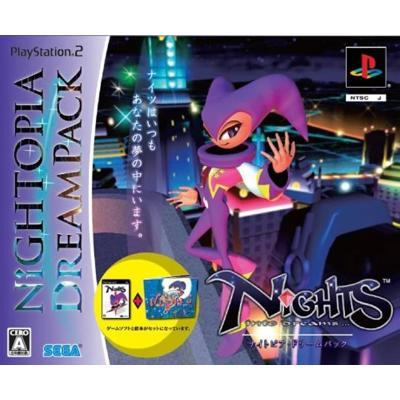 【PS2】 NiGHTS into Dreams... (ナイトピア・ドリームパック)の商品画像