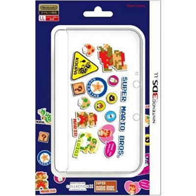 ボディカバーコレクション for ニンテンドー3DSLL マリオ TYPE-Aの商品画像
