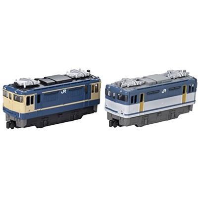 Bトレインショーティー EF65形2000番台 特急色/貨物更新色 2両セットの商品画像