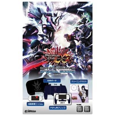 PSP ファンタシースターポータブル2 インフィニティ スペシャルグッズの商品画像