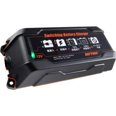 バイク バッテリー充電器