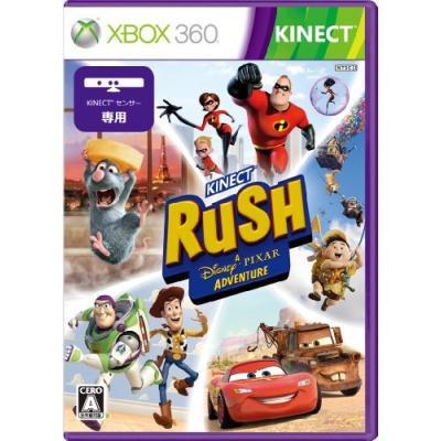 【Xbox360】 Kinect ラッシュ: ディズニー/ピクサー アドベンチャーの商品画像