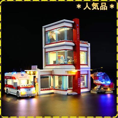 60204 シティ レゴ シティ病院の商品画像