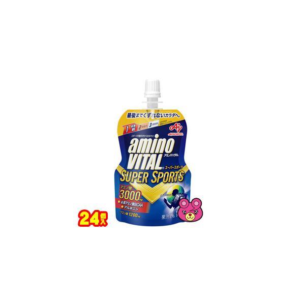 味の素 アミノバイタル スーパースポーツ パウチ 100g×30個入 /飲料