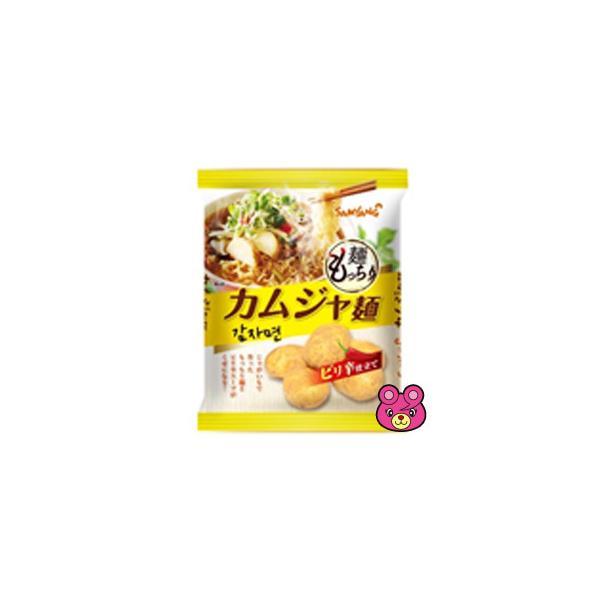 三養食品 カムジャ麺 118g×40袋入 /食品
