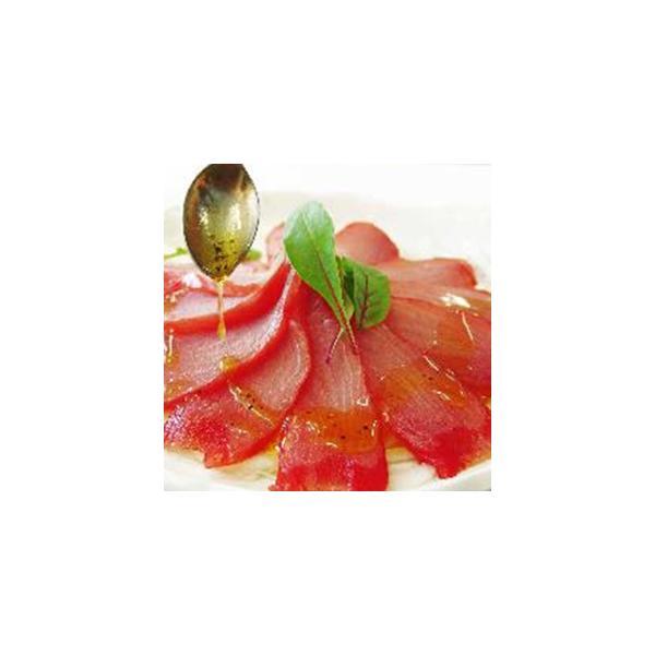 まぐろの生ハムとギリシャ産オリーブオイル /冷凍/クール便/北海道・沖縄・離島配送不可/食品:adelie