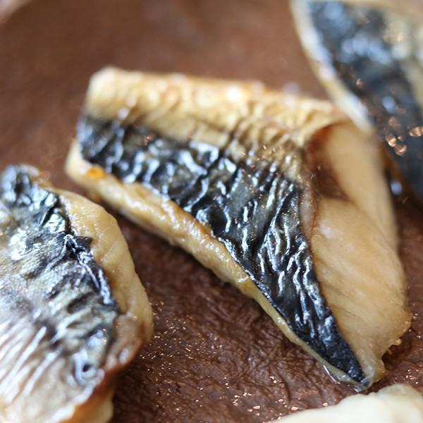 骨とりさば塩焼き 200g(10切)煮魚 ポイント消化 業務用 冷凍食品 ニッスイ 1001000 02