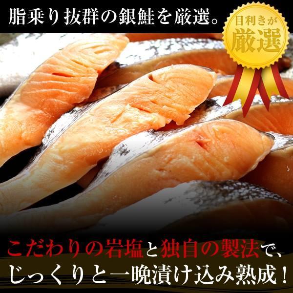 さけ 切り身 10切れ入り チリ産 銀鮭 甘口 おかず お茶漬け お弁当 厳選ギフト ニッスイ|1001000|02