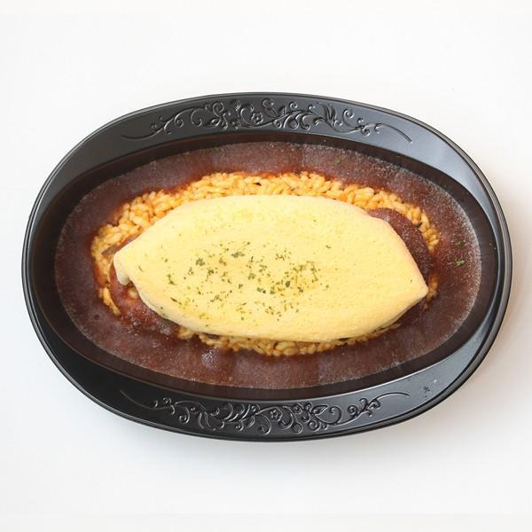 ふわとろオムライス デミグラスソース&ふわとろチーズオムライス 完熟トマトソース 2種セット|1001000|03