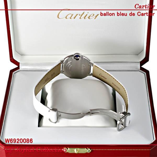 カルティエ(Cartier)時計 バロンブルー W6920086