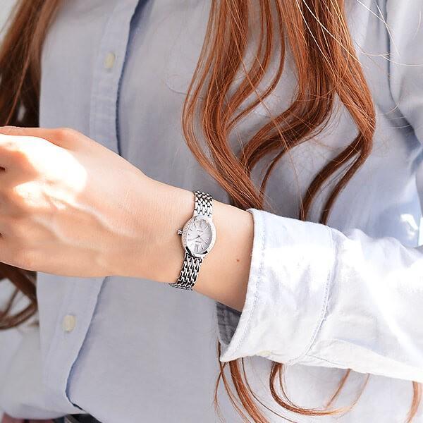 最大26倍 24日25日26日限定 セイコー ドルチェ&エクセリーヌ SEIKO DOLCE&EXCELINE ソーラー 10気圧防水  レディース 腕時計 SWCQ047|10keiya|03