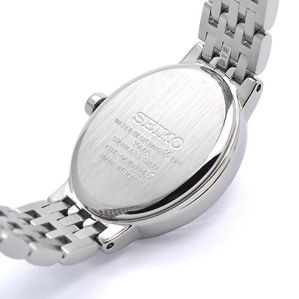 最大26倍 24日25日26日限定 セイコー ドルチェ&エクセリーヌ SEIKO DOLCE&EXCELINE ソーラー 10気圧防水  レディース 腕時計 SWCQ047|10keiya|09