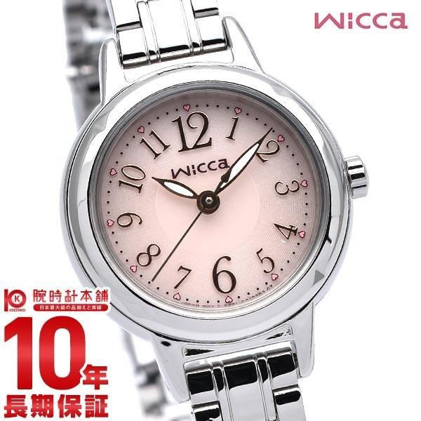 シチズン ウィッカ ソーラーテック KH9-914-91 wicca レディース 腕時計(2018年5月下旬入荷予定)|10keiya