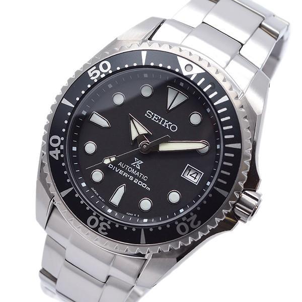 プロスペックス セイコー PROSPEX SEIKO 200m潜水用防水 機械式  メンズ 腕時計 SBDC029|10keiya|04