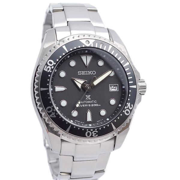 プロスペックス セイコー PROSPEX SEIKO 200m潜水用防水 機械式  メンズ 腕時計 SBDC029|10keiya|06