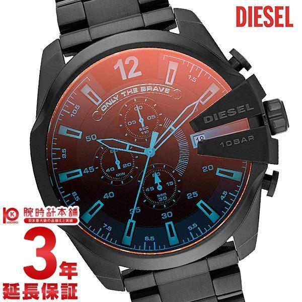 今ならポイント最大20倍 ディーゼル DIESEL メガチーフ  メンズ 腕時計 DZ4318|10keiya