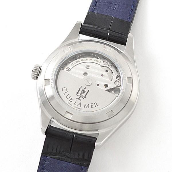 最大26倍 24日25日26日限定 クラブラメール CLUB LA MER   ユニセックス 腕時計 BJ6-011-10|10keiya|09
