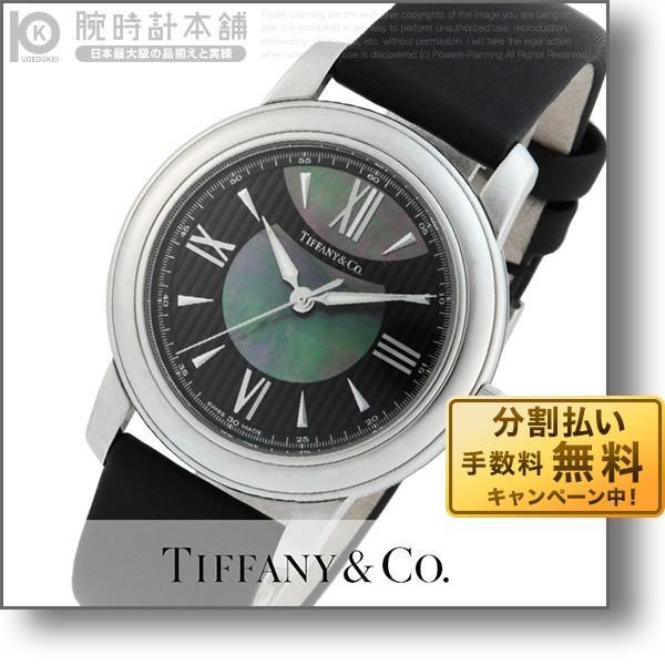 ティファニー TIFFANY マーク  ユニセックス 腕時計 Z0046.17.10A90A40A|10keiya