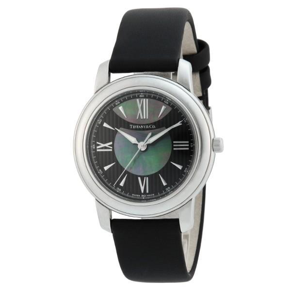 ティファニー TIFFANY マーク  ユニセックス 腕時計 Z0046.17.10A90A40A|10keiya|02